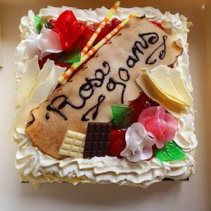 gâteau crème