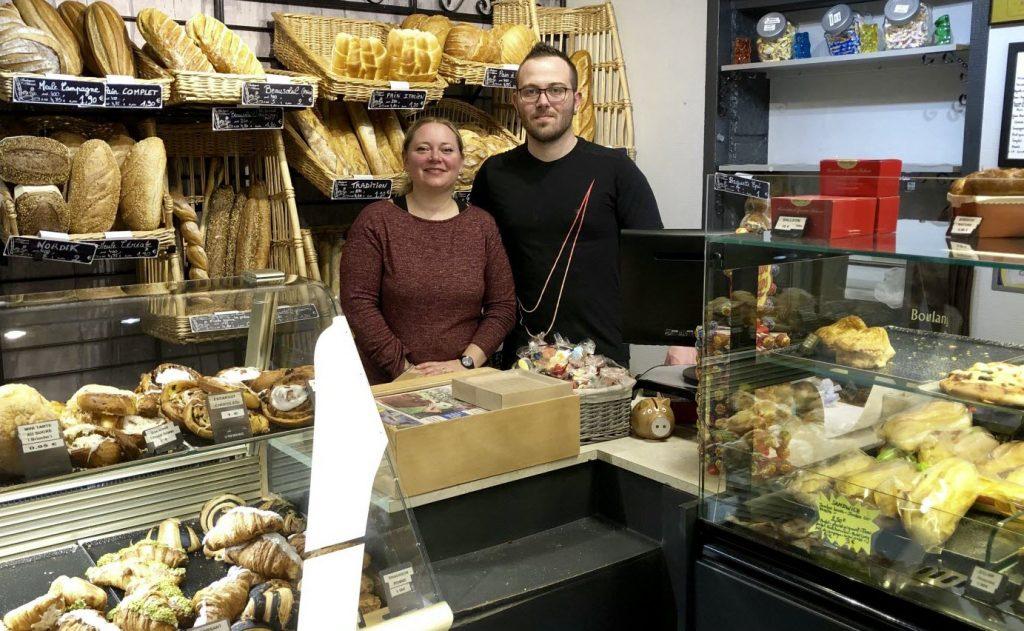 Jessica et Romain Behem Boulangerie Behem